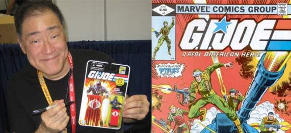 We talk all things Larry Hama on this week's Bloodbath.