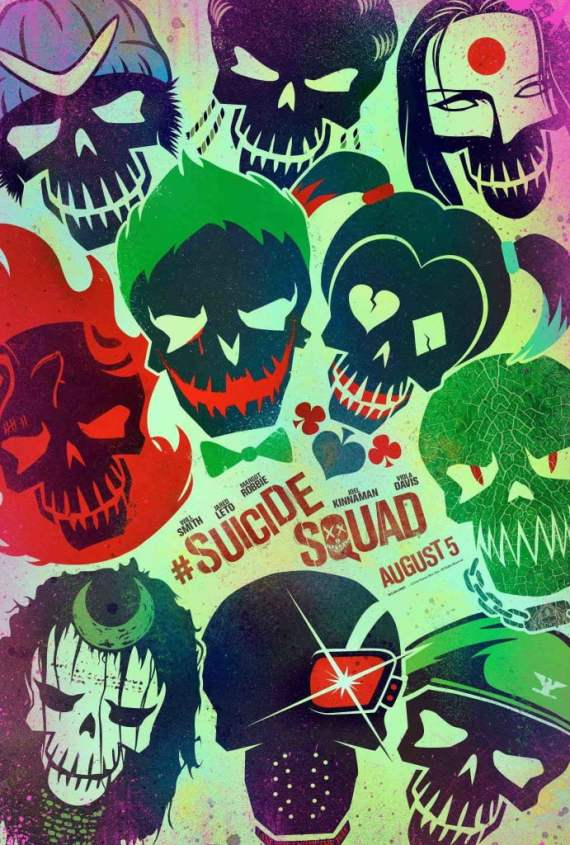 Will seeing Suicide Squad feel like a suicide mission? Find out this Friday.