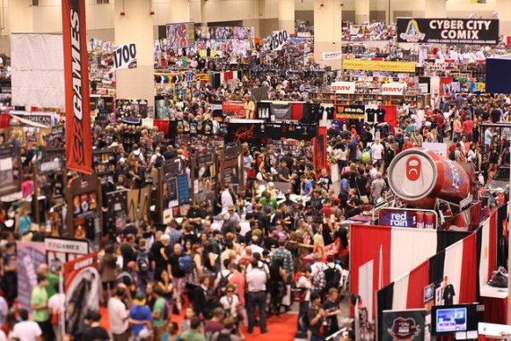 Don't miss this year's Fan Expo Canada and all the awesome panels and events going down.