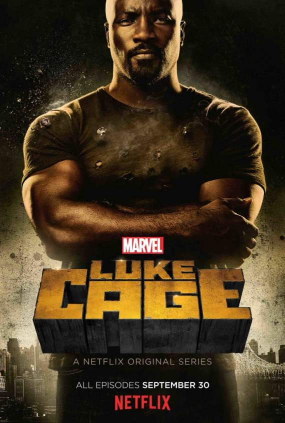 It's Luke Cage's world. We're all just livin' in it.