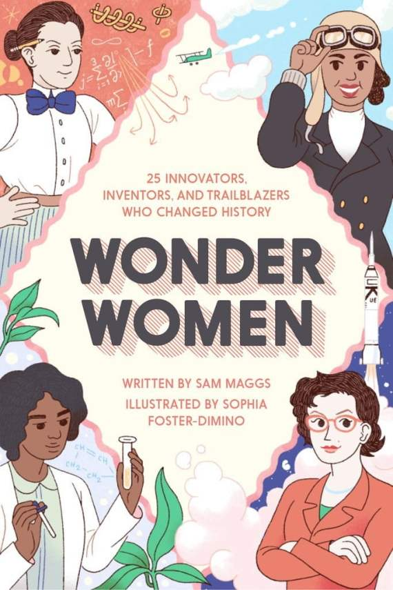 Wonder Women is available October 18th from Quirk Books.