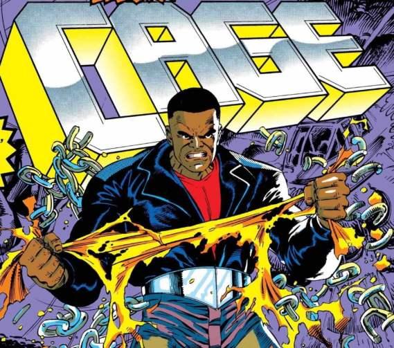 Cage #1 Vol. 1 (1992)