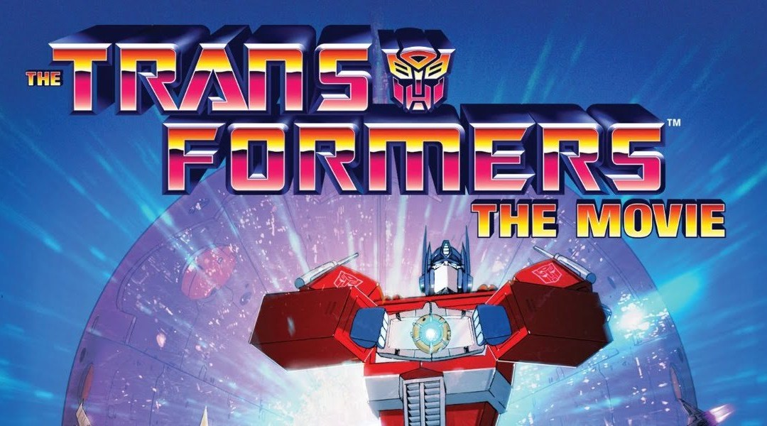 Fear and Loathing in Geekdom: Transformers The Movie 30th Anniversary Blu Ray Review