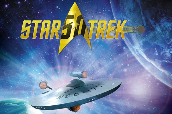 This Week's Episode of Geek Hard (10-21-2016): A Star Trek into the Monster's Path!