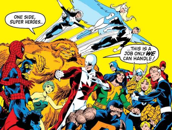 Andrew and J. Torres get patriotic as they talk about Alpha Flight on this edition of Back Issue Bloodbath.