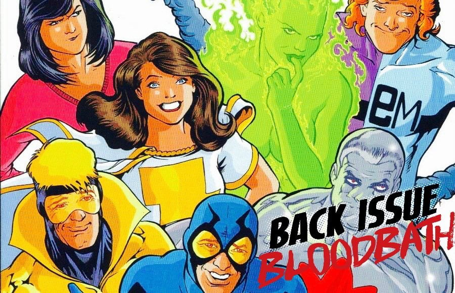 Back Issue Bloodbath Episode 62: Formerly Known As The Justice League