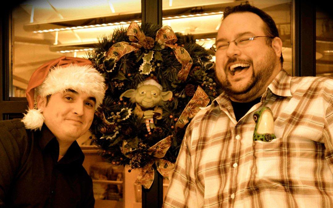 Geek Hard: Episode 339 – Christmas Eve in Compton