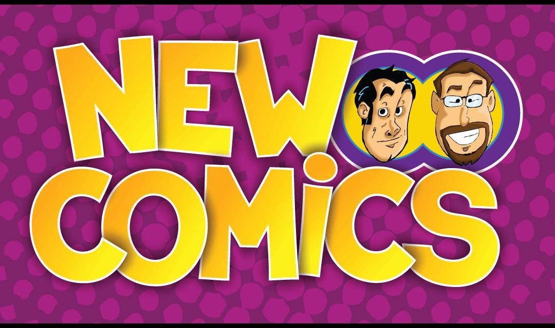 New Comics (07-25-2018)