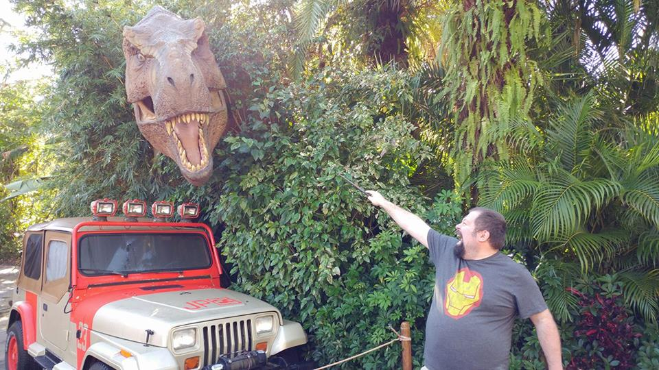 Fear and Loathing in Geekdom: A Geek Abroad in Universal Studios Orlando