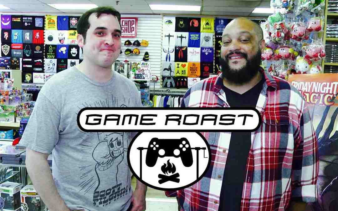 More Episodes of Game Roast! (from Geek Hard and Aggressive Comix)