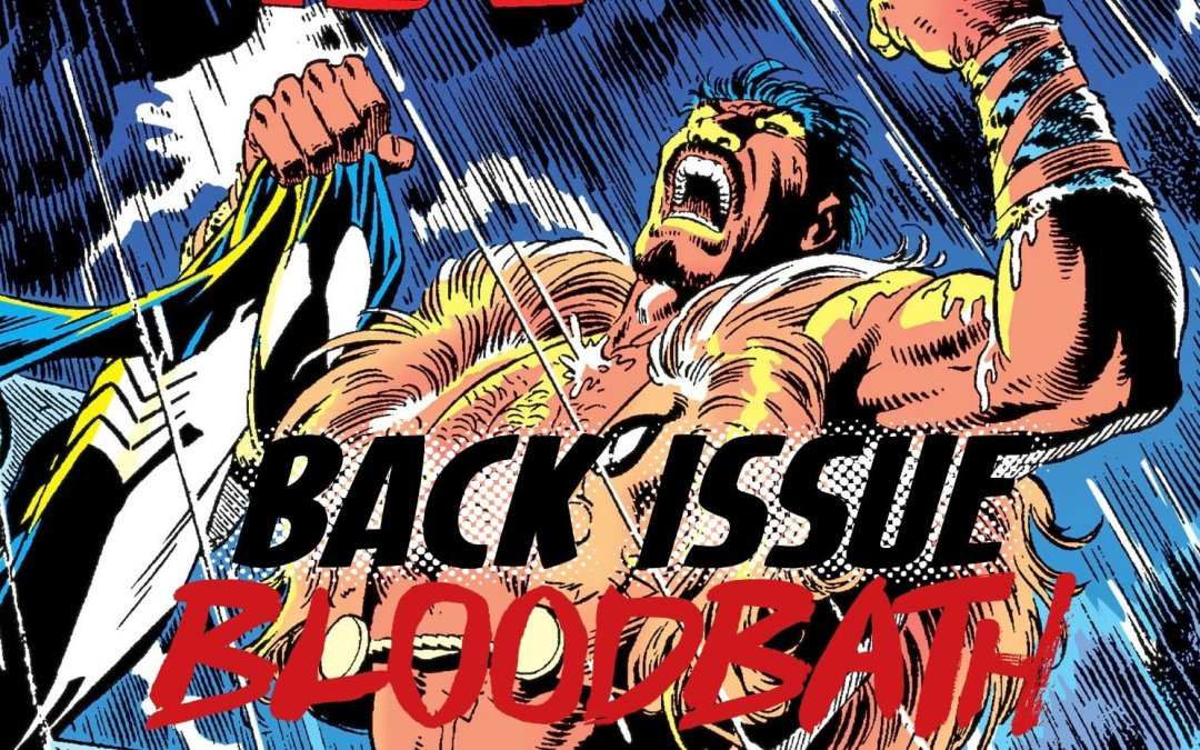 Back Issue Bloodbath Episode 85: Kraven's Last Hunt