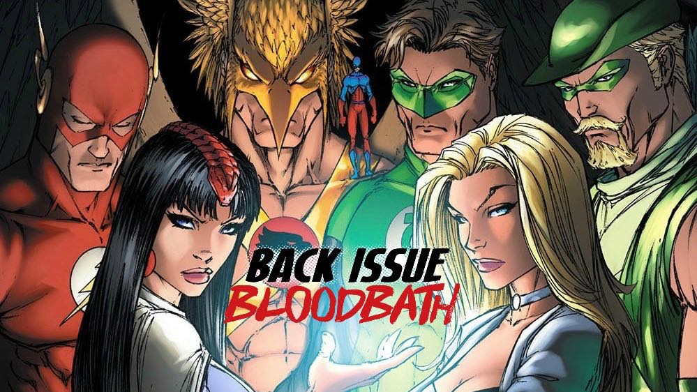 Back Issue Bloodbath Episode 89: Identity Crisis
