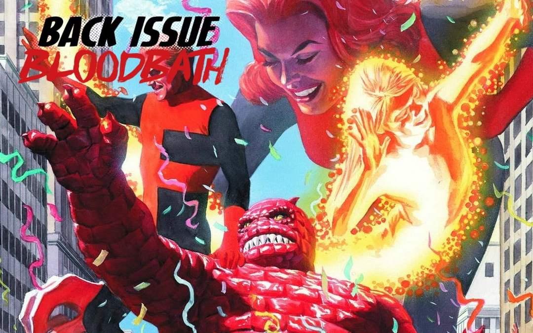 Back Issue Bloodbath Episode 96: The Works of Kurt Busiek