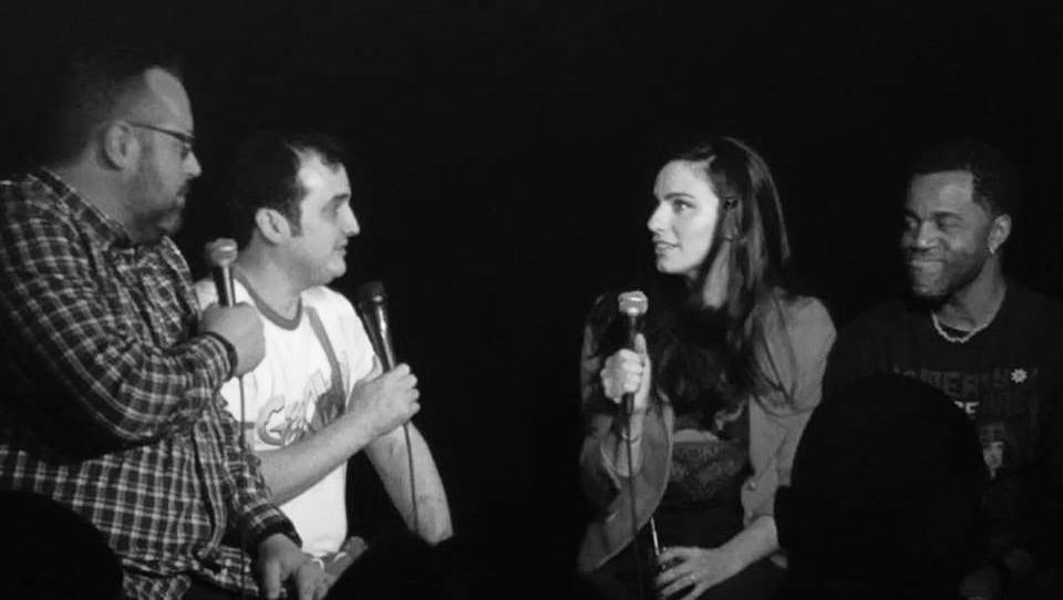This Week's Episode of Geek Hard (12-08-2017): Runaway Live Show with Kevin Hanchard & Marissa Roberto