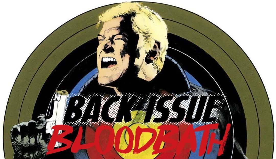 Back Issue Bloodbath Episode 116: The Button Man