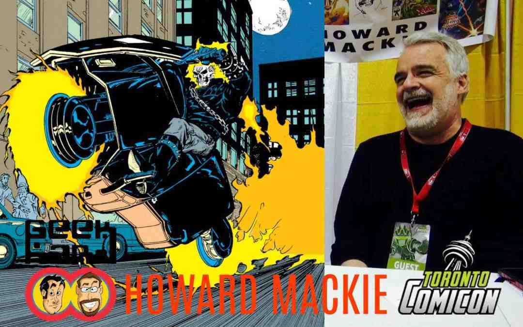 Geek Hard Presents: An Interview with Howard Mackie