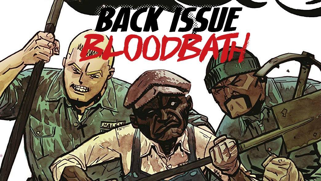Back Issue Bloodbath Episode 137: The Gravediggers Union