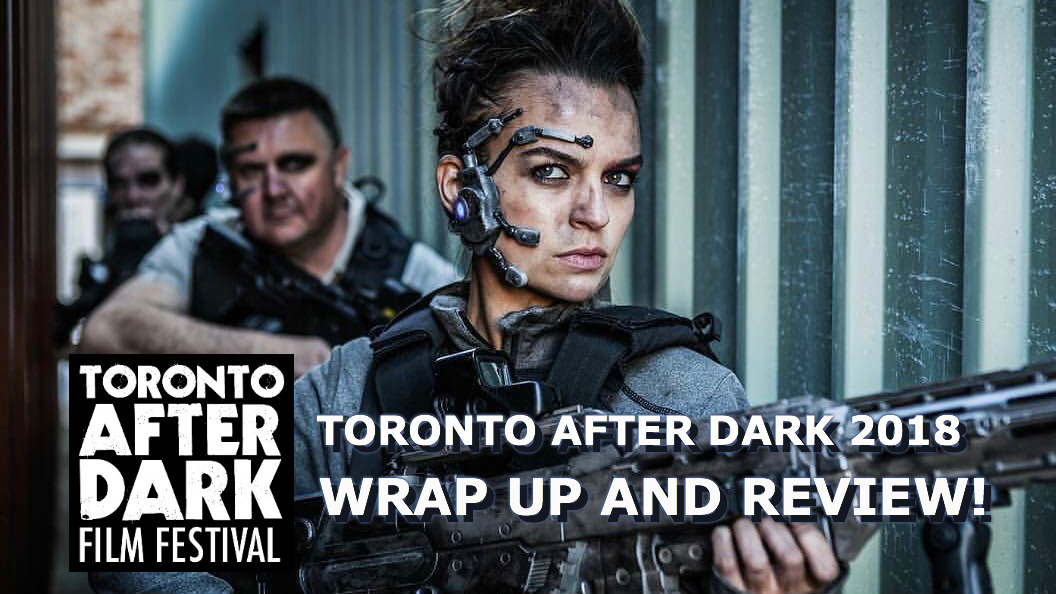 This Week's Episode of Geek Hard (10-26-2018): The After Dark Shift at Green Gables with Bianca Bradey and Taras Lavren