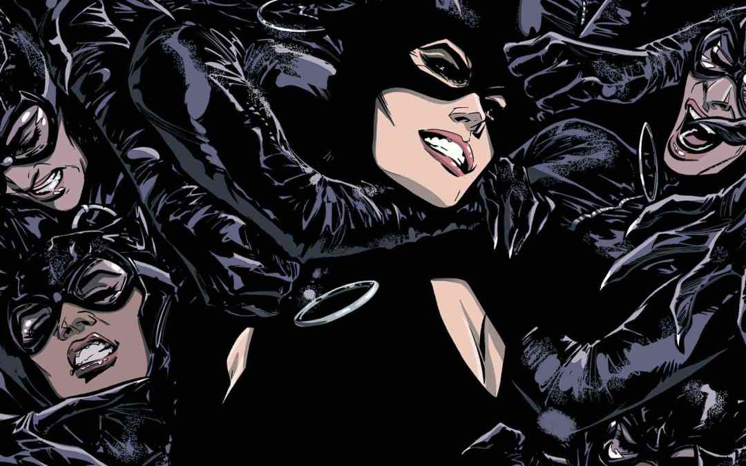 This Week's Episode of Geek Hard (10-19-2018): Catwoman Catches Daredevil's Knuckleball with Munro Chambers and Joelle Jones