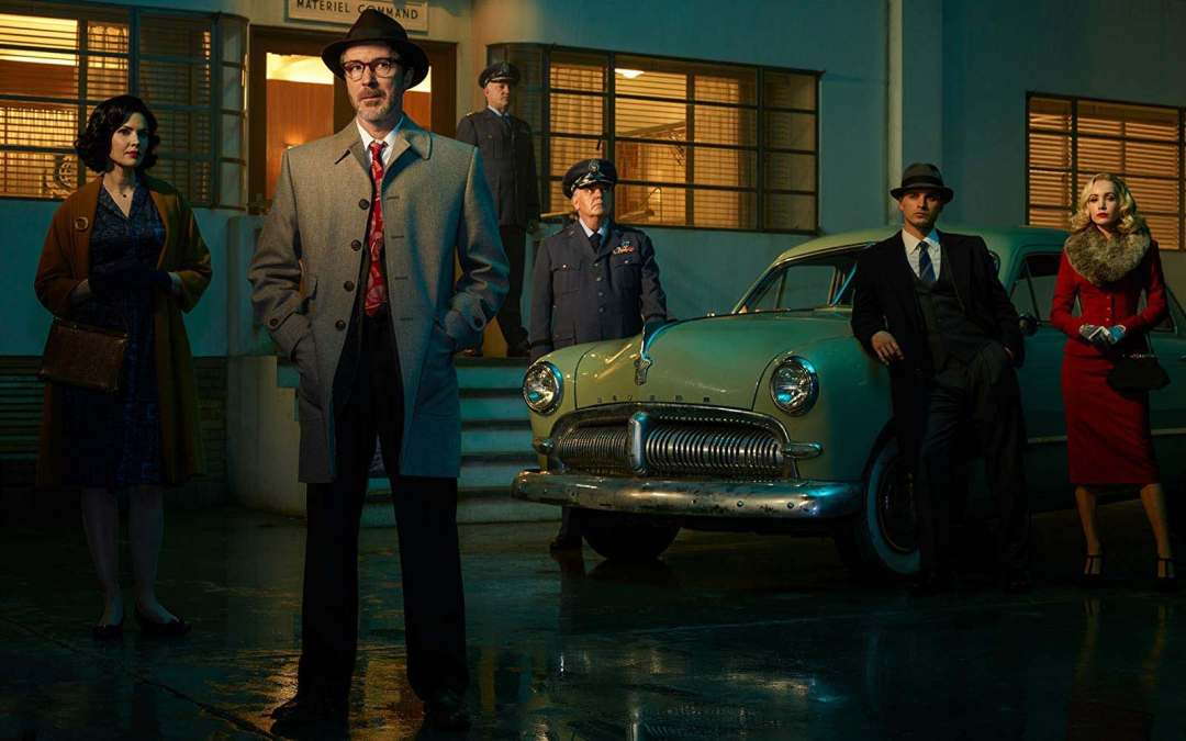 Sammy Reviews: Project Blue Book