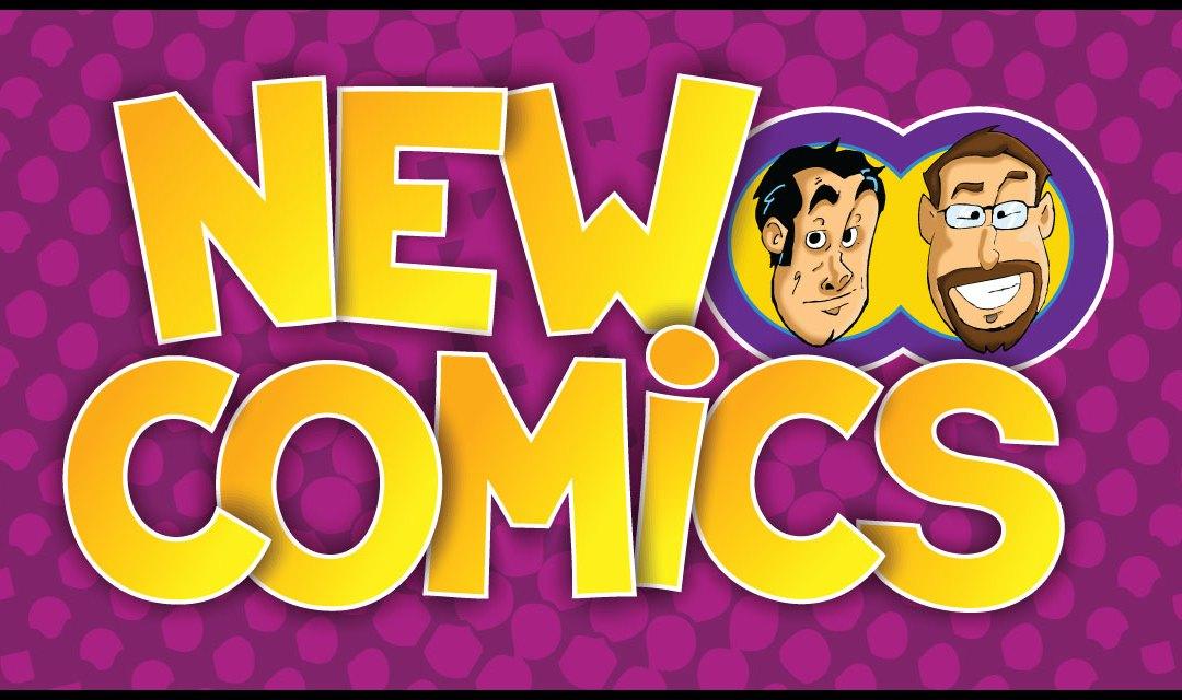 New Comics (04-10-2019)