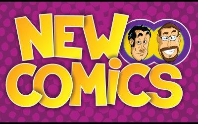 New Comics (08-07-2019)