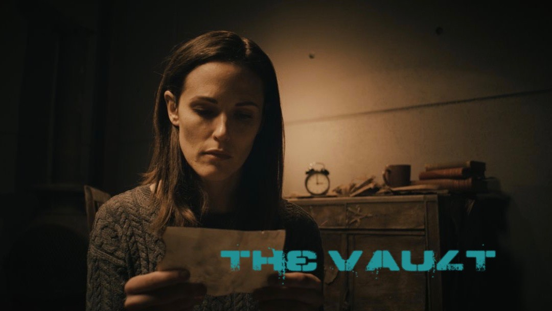This Week's Episode of Geek Hard (01-18-2019): A Vault Made of Glass with Sara Martins