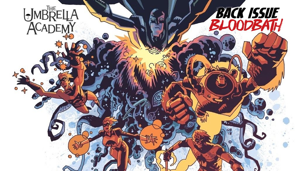 Back Issue Bloodbath Episode 176: The Umbrella Academy