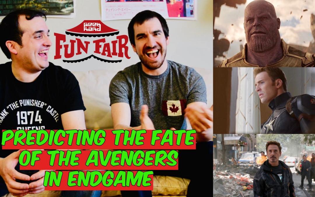 Geek Hard Presents: FUN FAIR!