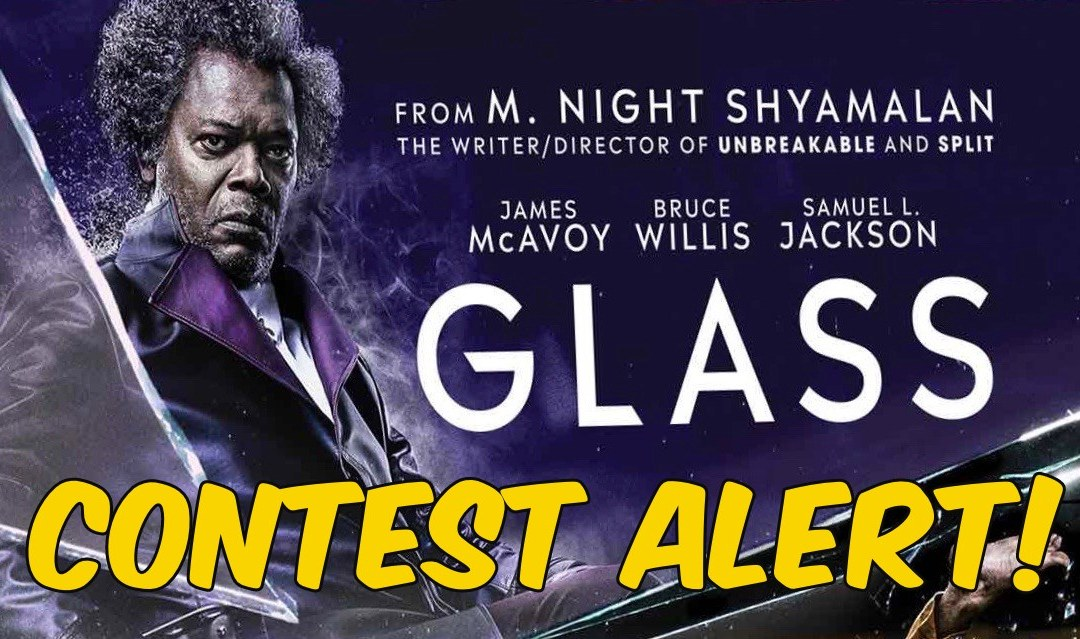 Enter to Win GLASS on BLU-RAY™, DVD AND DIGITAL c/o Geek Hard and Universal!