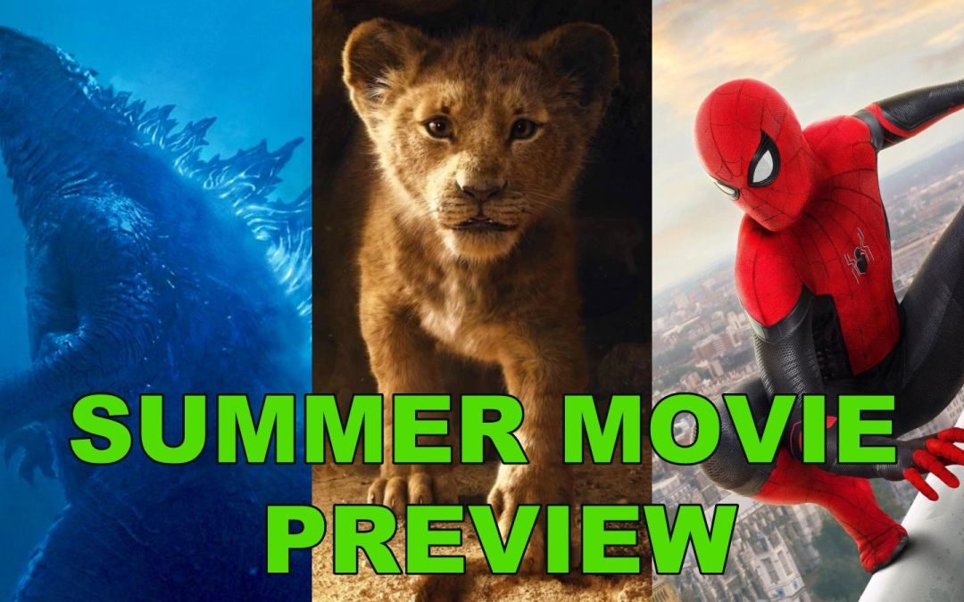 This Week's Episode of Geek Hard (04-19-2019): Blink Twice for a Summer Movie Order with Thomas Elms, Taras Lavren and Ali Johnson