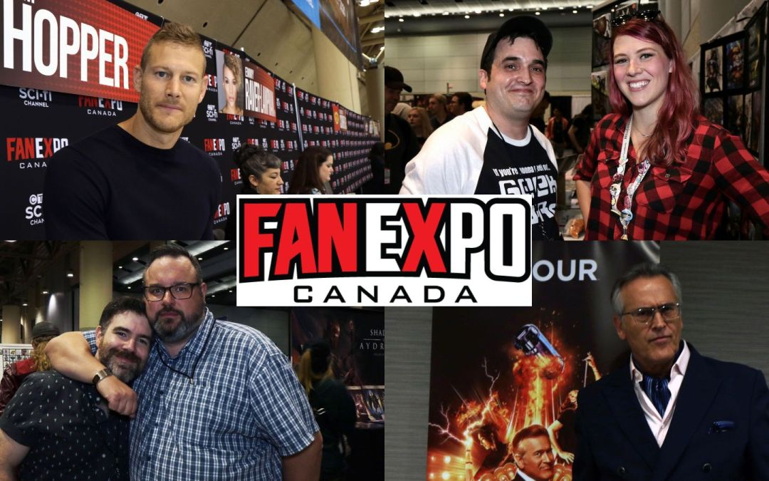 Geek Hard @ Fan Expo Canada 2019: The Video and Photo Collection