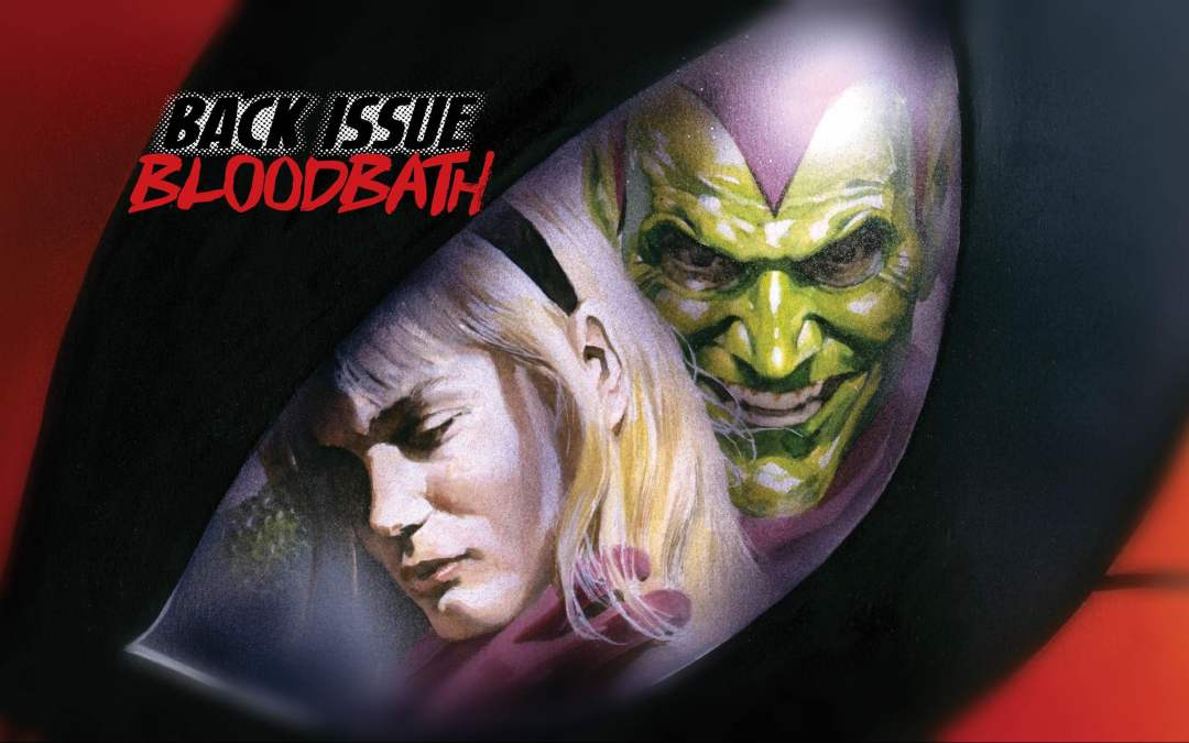 Back Issue Bloodbath Episode 214: Marvels