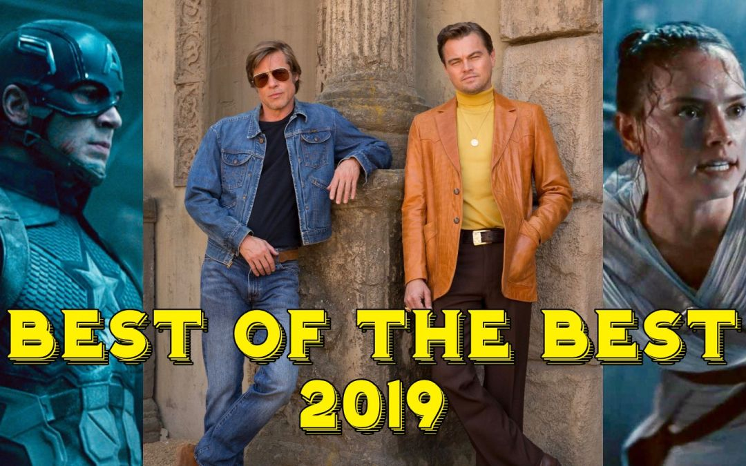 This Week's Episode of Geek Hard (01-03-2019): The Best of the Best of 2019