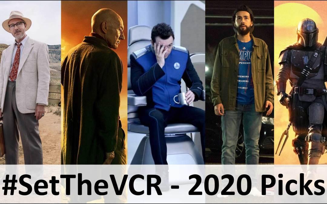 #SetTheVCR: Top Picks for 2020