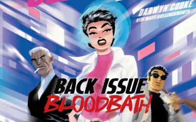 Back Issue Bloodbath Epiode 224: Selina's Big Score