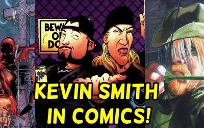 Back Issue Bloodbath Episode 225: Kevin Smith and Comics