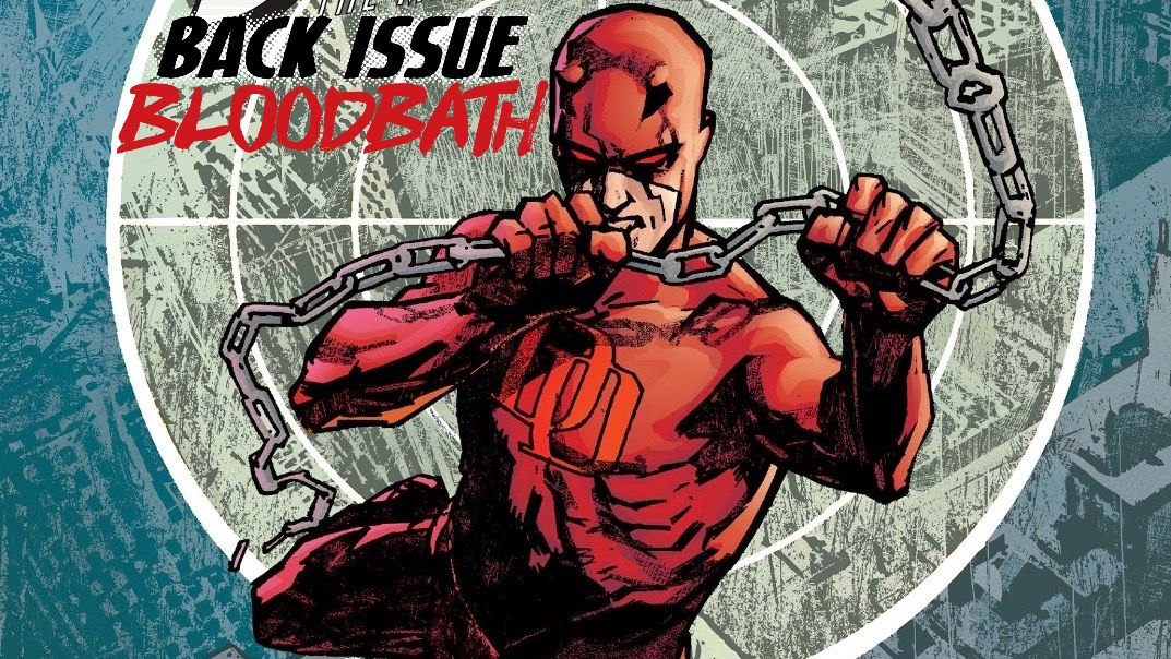 Back Issue Bloodbath Episode 244: Bendis's Daredevil (Underboss / Out)