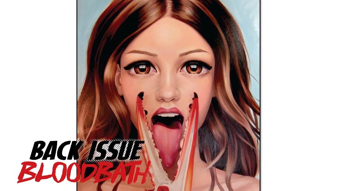 Back Issue Bloodbath Episode 250: Queen Crab