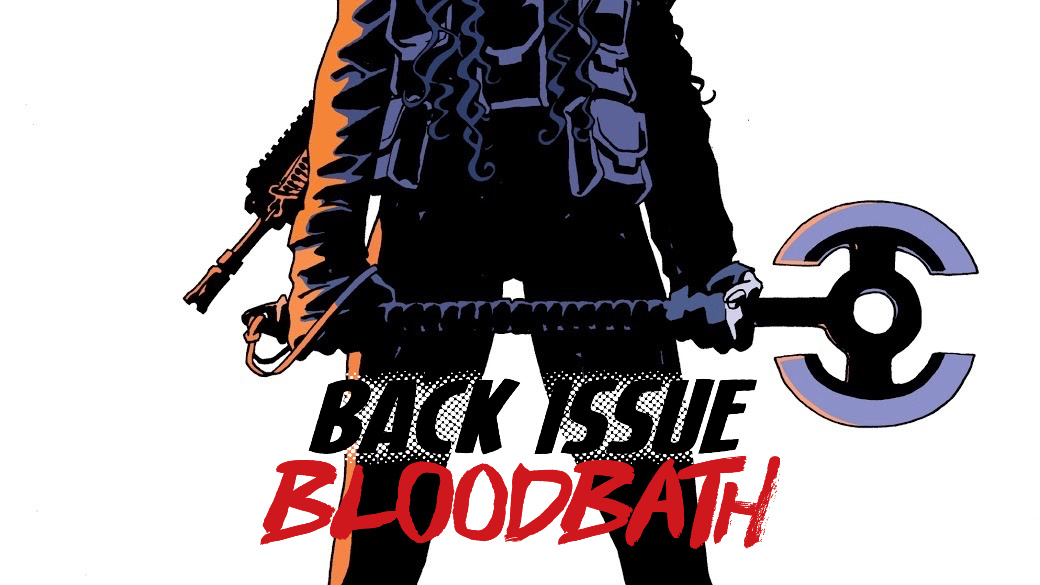 Back Issue Bloodbath Episode 252: The Old Guard