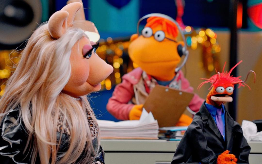 This Week's Episode of Geek Hard (08-07-2020): Muppets and Spinsters with Susan Kent