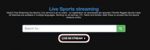 Situs Streaming Olahraga Gratis 2019