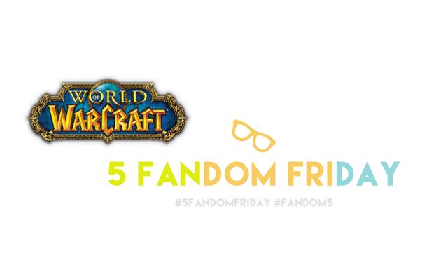 5 Fandom Friday - Fandoms that made me who I am