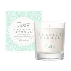 zoella candle in seaside stroll