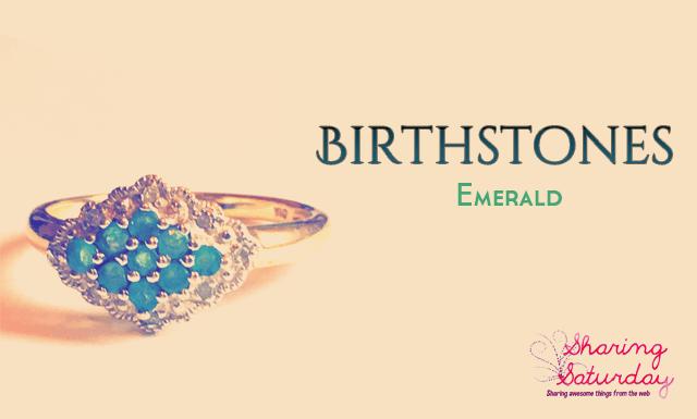 Birthstone Series: Emerald, May's Birthstone