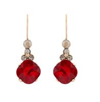 Jolene Jewel Short Drop Earrings
