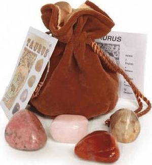 Taurus Astrology Crystal Talisman