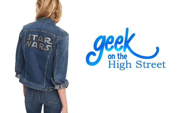 Geek on the High Street - Star Wars Day Edition!