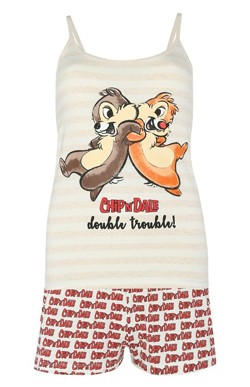 Disney Chip n Dale Rescue Rangers Pyjama Set Primark