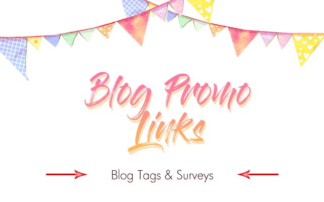 Blog Promo Links - Blog Tags & Surveys